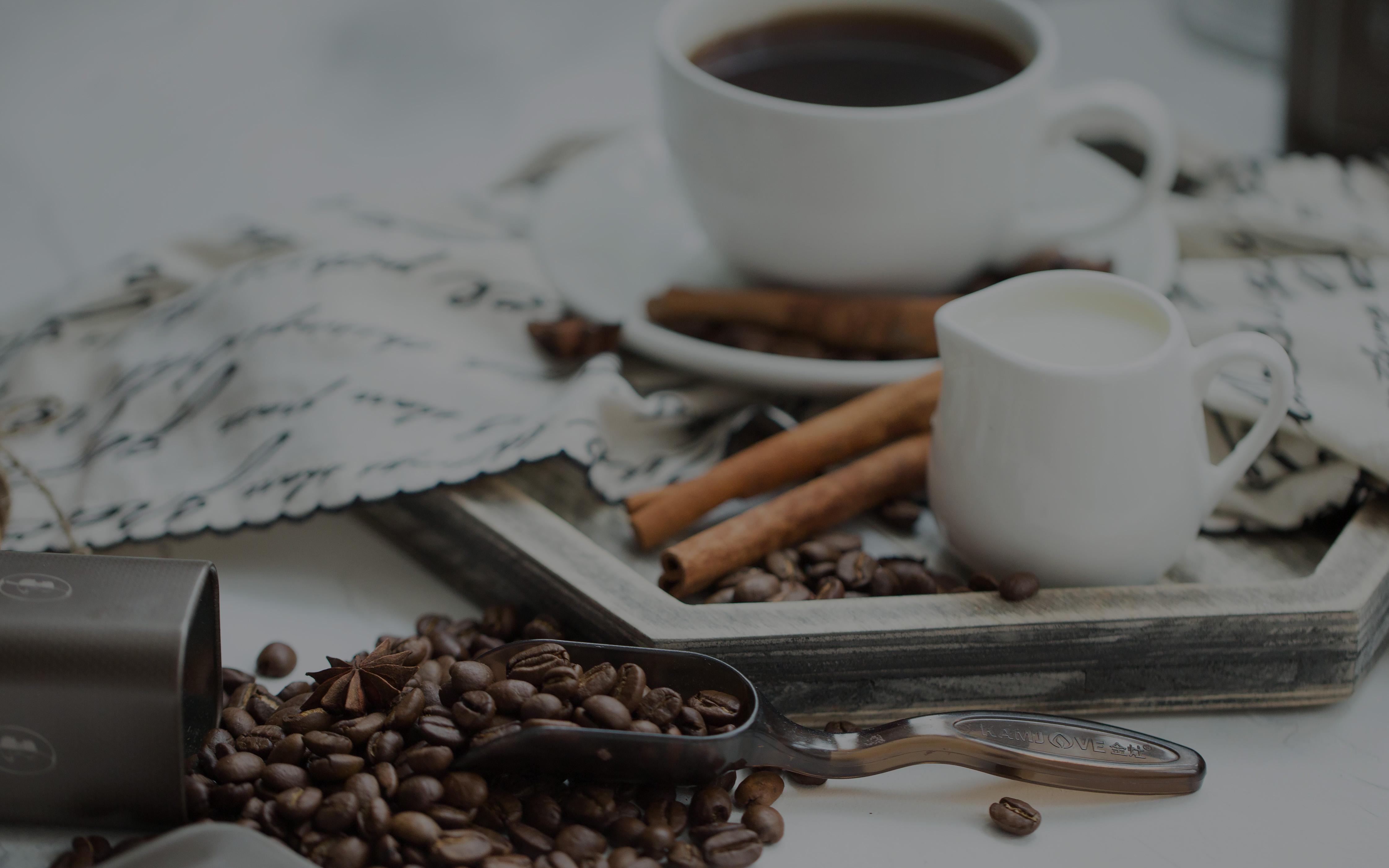 Более 60 сортов кофе из разных уголков света