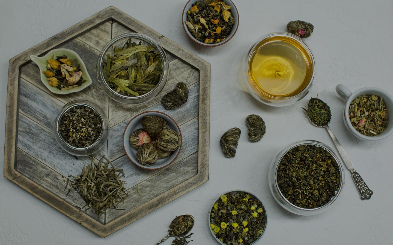 Более 100 позиций вкуснейшего чая с самых известных плантаций мира